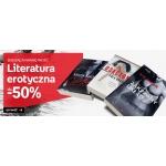 Empik: do 50% rabatu na literaturę erotyczną