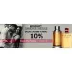Empik: 10% zniżki na perfumy damskie oraz męskie