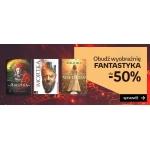 Empik: do 50% rabatu na książki z kategorii Fantastyka