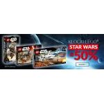 Empik: do 50% zniżki na wybrane klocki Lego Star Wars