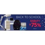 Empik: do 75% rabatu na produkty szkolne
