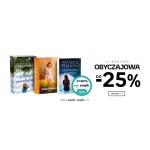Empik: do 25% rabatu na literaturę obyczajową