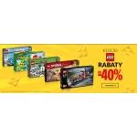 Empik: do 40% zniżki na klocki Lego