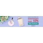 Empik: dodatkowy rabat 10% zniżki na wszystkie perfumy