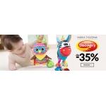 Empik: do 35% rabatu na zabawki Dumel Discovery