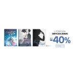 Empik: do 40% zniżki na literaturę obyczajową