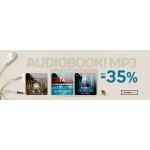 Empik: 35% rabatu na audiobooki mp3 wydawnictwa Albatros