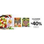 Empik: do 40% rabatu na książki kulinarne