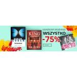 Empik: 75% rabatu na ponad 140 tytułów książek