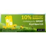 Empik: 10% dodatkowego rabatu zniżki na kategorię Sport