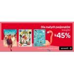 Empik: do 45% zniżki na książki dla dzieci
