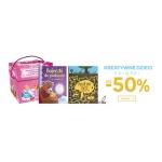 Empik: do 50% rabatu na książki dla dzieci