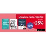 Empik: do 25% zniżki na książki z kategorii Literatura Faktu i Reportaż