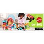 Empik: do 50% rabatu na zabawki marki Mattel