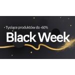 Empik: Black Week wyprzedaż do 60% zniżki na tysiące produktów - książki, muzyka, zabawki, perfumy i wiele innych