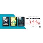 Empik: 35% rabatu na całą ofertę ebooków Wydawnictwa Jaguar