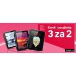 Empik: 3 ebooki w cenie 2