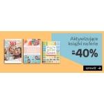 Empik: do 40% zniżki na aktywizujące książki na ferie