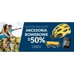 Empik: do 50% zniżki na akcesoria rowerowe
