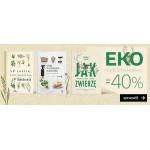 Empik: do 40% zniżki na książki o tematyce ekologicznej