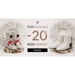 Mivo: 20% rabatu na buty Emu Australia