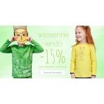 Endo: 15% rabatu na wiosenną kolekcję dziecięcą
