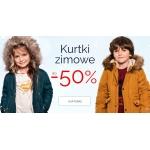 Endo: wyprzedaż do 50% rabatu na kurtki zimowe dla dzieci