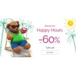 Endo: 60% rabatu Słoneczne Happy Hours na ubranka dziecięce