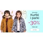 Endo: 30% rabatu na wszystkie kurtki i parki dziecięce