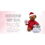 Endo: do 50% zniżki na odzież dla dzieci z okazji Mikołajek