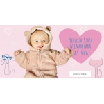 Endo: do 40% zniżki na ubranka niemowlęce