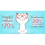 Endo: Happy Hours do 70% rabatu i dodatkowe 20% zniżki