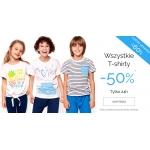 Endo: 50% zniżki na wszystkie t-shirty dziecięce