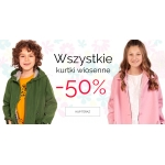 Endo: 50% rabatu na wszystkie kurtki wiosenne dla dzieci