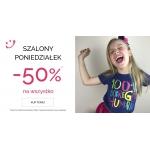 Endo: 50% zniżki na wszystko z kolekcji odzieży dziecięcej