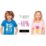 Endo: 40% rabatu na t-shirty dla dzieci
