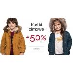 Endo: do 50% rabatu na dziecięce kurtki zimowe