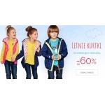 Endo: do 60% zniżki na letnie kurtki dziecięce