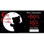 Endo: do 60% + 15% zniżki na ubranka dla dzieci