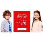 Endo: międzysezonowa wyprzedaż do 50% rabatu na ubranka dziecięce
