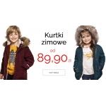 Endo: dziecięce kurtki zimowe od 89,90 zł