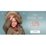 Endo: wyprzedaż do 60% zniżki na ubranka dla dzieci