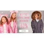 Endo: ponad 60% zniżki na wszystkie kurtki zimowe