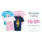 Endo: wszystkie t-shirty dziecięce za 19,90 zł