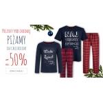 Endo: do 50% zniżki na piżamy dla całej rodziny