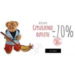Endo: Wiosenne Czyszczenie Outletu do 70% zniżki na ubrania dziecięce