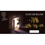 Endo: Jesienne Łowy do 70% zniżki na ubranka dla dzieci