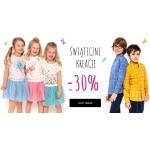 Endo: do 30% zniżki na świąteczne kreacje dla dzieci