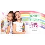 Endo: do 50% zniżki na odzież dziecięcą