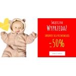 Endo: świąteczna wyprzedaż do 50% rabatu na ubranka dla niemowlaka